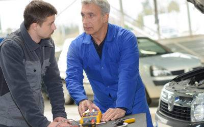 Hoe up-to-date is jouw kennis van autoschadeherstel?